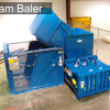 Horizontal Foam Baler